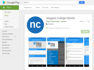 NC Mobile App on Google Play